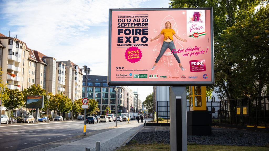4X3 Foire de Clermont 2020 rose