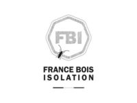 Logo France Bois isolation gris